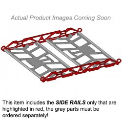 Snowmobile Rack - Long Rails Only