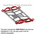 Snowmobile Rack - Short Rails Only