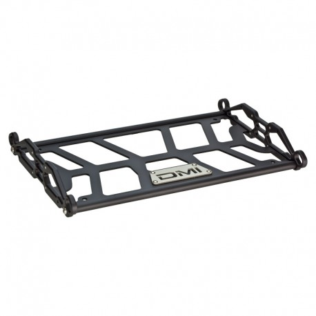 Snowmobile Tunnel Rack Small Black